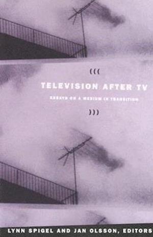 Television After TV af Jan Olsson