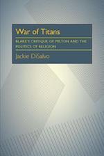 War of Titans af Jackie DiSalvo