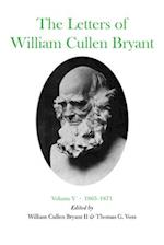 Letters of William Cullen Bryant af William Cullen Bryant