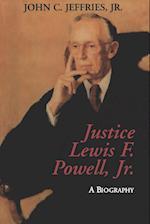 Justice Lewis F. Powell af John Jeffries