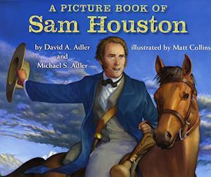 A Picture Book of Sam Houston af David A. Adler