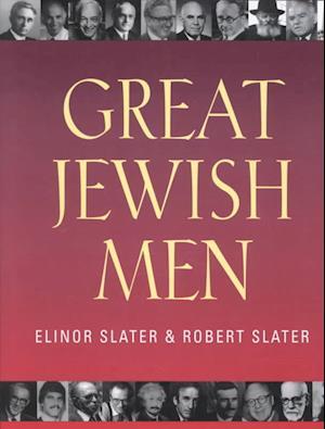 Bog, hardback Great Jewish Men af Elinor Slater