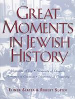 Great Moments in Jewish History af Elinor Slater