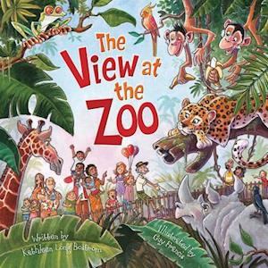 The View at the Zoo af Kathleen Long Bostrom