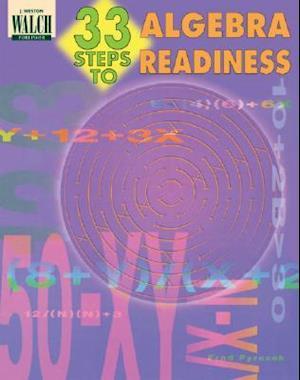 33 Steps to Algebra Readiness af Fred Pyrczak
