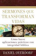 Sermones Que Transforman Vidas af Daniel Overdorf