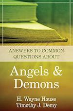 Answers to Common Questions about Angels and Demons af Timothy J. Demy