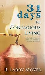 31 Days to Contagious Living af R. Larry Moyer
