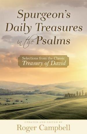 Spurgeon's Daily Treasures in the Psalms af Roger Campbell