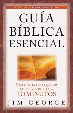 Guia biblica esencial af Jim George