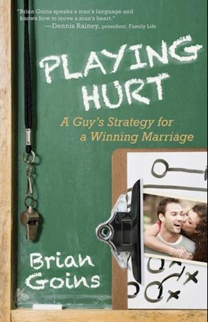 Playing Hurt af Brian Goins