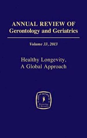 Bog, hardback Annual Review of Gerontology and Geriatrics, Volume 33