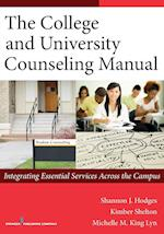 The College and University Counseling Manual