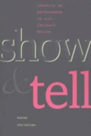 Bog, paperback Show and Tell af Karen Christian