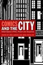 Comics and the City af Jorn Ahrens