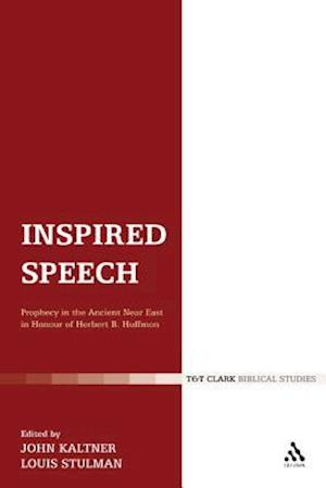 Inspired Speech af Louis Stulman, John Kaltner