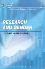 Research and Gender af Liz Jones