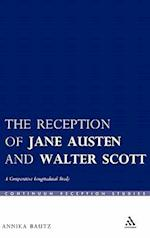 The Reception of Jane Austen and Walter Scott af Annika Bautz