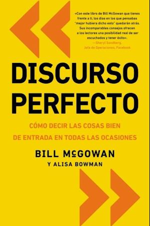 Discurso perfecto af Bill McGowan