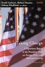 Taking Charge af Robert Hunter, Frank Carlucci
