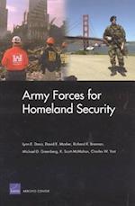 Army Forces for Homeland Security af Richard Brennan, Michael Greenberg
