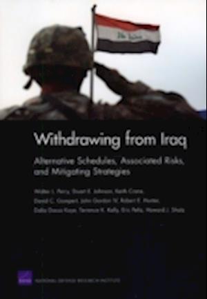 Withdrawing from Iraq af John Gordon, Stuart E Johnson, Howard J Shatz