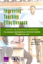 Improving Teaching Effectiveness