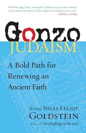 Gonzo Judaism af Rabbi Niles Elliot Goldstein