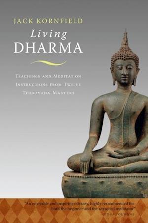 Living Dharma af Jack Kornfield