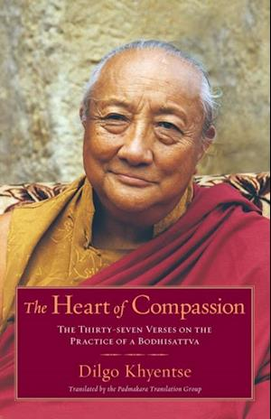 Heart of Compassion af Dilgo Khyentse