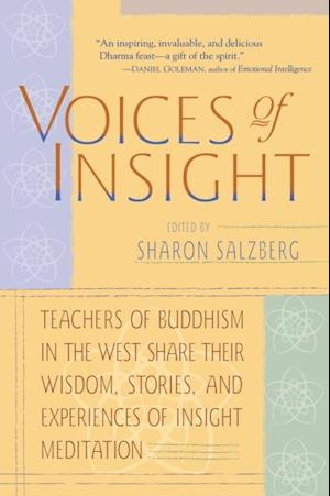 Voices of Insight af Sharon Salzberg