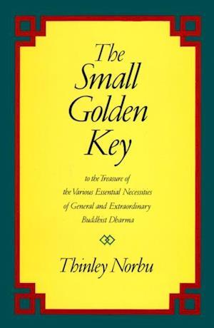Small Golden Key af Thinley Norbu