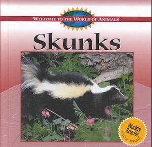 Bog, hardback Skunks af Diane Swanson