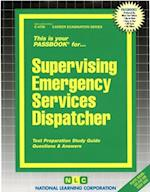 Supervising Emergency Services Dispatcher