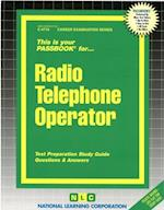 Radio Telephone Operator