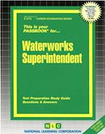 Waterworks Superintendent