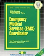 Emergency Medical Services (EMS) Coordinator