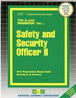 Safety and Security Officer II