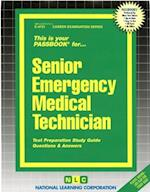 Senior Emergency Medical Technician