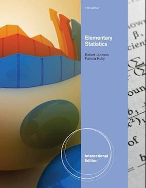 Elementary Statistics af Patricia Kuby, Robert Johnson