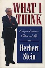 What I Think af Herbert Stein