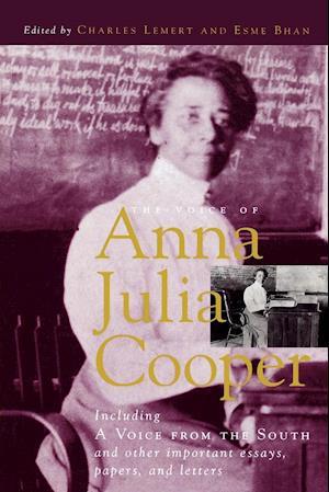 The Voice of Anna Julia Cooper af Anna J. Cooper