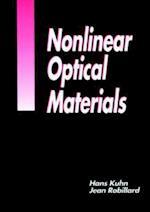 Nonlinear Optical Materials af Kuhn Jochen Kuhn, Hans Jochen Kuhn, Kuhn Hans