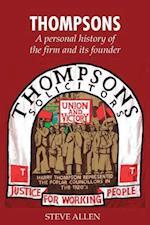 Thompsons Solicitors af Steve Allen