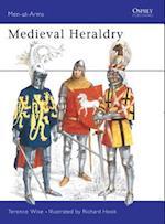 Mediaeval Heraldry af Richard Hook, Terence Wise, William Walker