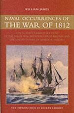 Naval Occurrences of the War of 1812 af William James