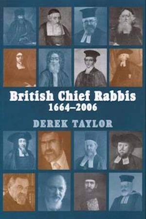 British Chief Rabbis af Derek Taylor