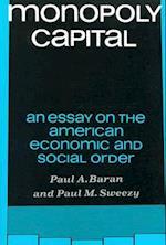 Monopoly Capital af Paul A. Baran, Paul M. Sweezy