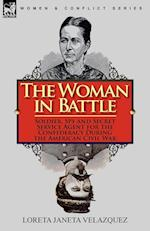 The Woman in Battle af Loreta Janeta Velazquez