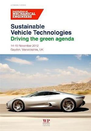 Sustainable Vehicle Technologies af Institution of Mechanical Engineers